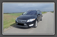 Ford Mondeo MKIV 2,0 2008r