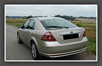 Ford Mondeo 1,8 MKIII 2005r