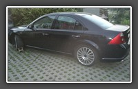 Ford Mondeo ST-220 3,0
