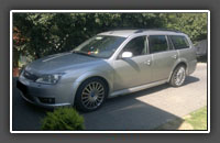Ford Mondeo ST 220 3,0 2006r